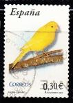 Sellos de Europa - España -  Canario (420)