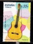 Sellos de Europa - España -  Guitarra (682)