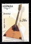 Sellos de Europa - España -  Balalaica (741)