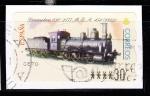 Sellos de Europa - España -  Locomotora (769)