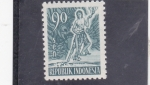 Stamps Indonesia -  I N D I G E N A