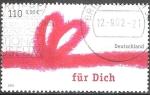 Sellos de Europa - Alemania -   Para ti.
