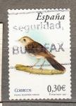 Sellos de Europa - España -  Ruiseñor (613)