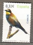 Sellos de Europa - España -  Abejaruco (633)