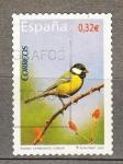 Sellos de Europa - España -  Carbonero (651)