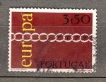 Sellos del Mundo : Europa : Portugal : Europa