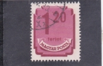 Stamps Hungary -  C I F R A
