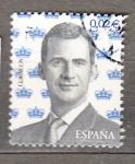 Sellos de Europa - España -  Felipe VI (833)