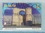 Sellos de Europa - España -  Puerta del Alcázar (844)