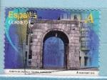 Sellos de Europa - España -  Puerta de Castilla (850)