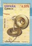 Sellos de Europa - España -  Platillos (854)
