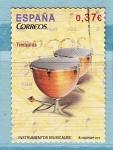 Sellos de Europa - España -  Timbales (855)
