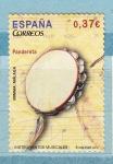 Sellos de Europa - España -  Pandereta (859)