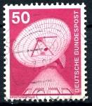 Sellos de Europa - Alemania -  ALEMANIA_SCOTT 1175.02 ESTACION DE RADAR. $0,2