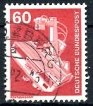 Sellos de Europa - Alemania -  ALEMANIA_SCOTT 1176.03 MAQUINA DE RAYOS X. $0,2