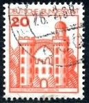 Sellos de Europa - Alemania -  ALEMANIA_SCOTT 1232.02 CASTILLO PFAUENINSEL. $0,2
