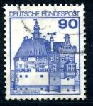 Sellos de Europa - Alemania -  ALEMANIA_SCOTT 1239.01 CASTILLO VISCHERENBURG. $0,35