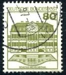 Sellos de Europa - Alemania -  ALEMANIA_SCOTT 1312.01 CASTILLO WILHELMSTHAL. $0,2