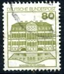 Sellos de Europa - Alemania -  ALEMANIA_SCOTT 1312.02 CASTILLO WILHELMSTHAL. $0,2
