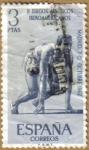 Stamps : Europe : Spain :  II Juegos Atleticos Iberoamericanos Madrid