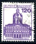 Sellos de Europa - Alemania -  ALEMANIA_SCOTT 1313.03 CASTILLO CHARLOTTENBURG. $0,4