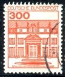 Sellos de Europa - Alemania -  ALEMANIA_SCOTT 1315.01 CASTILLO HERRENHASUSEN. $0,3