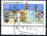 Sellos de Europa - Alemania -  ALEMANIA_SCOTT 1454.02 1250º ANIV. BAD HERSFELD. $0,3