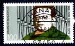 Sellos de Europa - Alemania -  ALEMANIA_SCOTT 1645 COMPOSITOR MAX REGER. $0,35