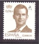 Stamps Spain -  Felipe VI