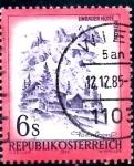 Stamps : Europe : Austria :  AUSTRIA_SCOTT 967.03 LINDAUER HUT, VORARLBERG. $0,2