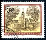 Stamps : Europe : Austria :  AUSTRIA_SCOTT 1285 MONASTERIO DE GERAS, AUSTRIA. $0,2