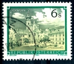 Stamps Europe - Austria -  AUSTRIA_SCOTT 1288A.03 REINHOHENFURTH. $0,2