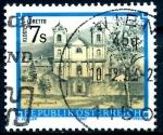 Stamps : Europe : Austria :  AUSTRIA_SCOTT 1362 MONASTERIO DE LORETO, BURGENLAND. $0,2