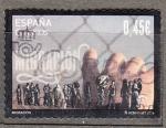 Sellos de Europa - España -  Migracion (866)