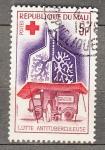 Sellos del Mundo : Africa : Mali : Cruz Roja