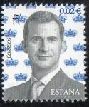 de Europa - España -  5013- S.M.Don Felipe VI.
