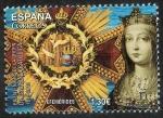 de Europa - España -  5021 - Efemérides.Bicentenario de la Orden de Isabel la Católica ( 1815-2015 ).