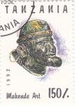 Stamps : Africa : Tanzania :  M A S C A R A