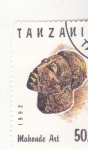 Stamps : Africa : Tanzania :  M A S C A R A