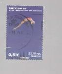 Sellos del Mundo : Europa : España :  BARCELONA 03