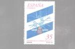 Sellos de Europa - España -  centenario del RCD ESPANYOL