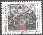 Sellos de Europa - Alemania -  300o Nacimiento Anniv de Balthasar Neumann (arquitecto).