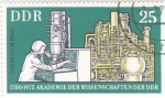 Stamps : Europe : Germany :  TEORIA CUM PRAXI