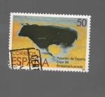 Sellos de Europa - España -  expo 88