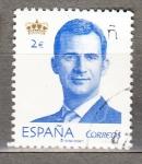 Sellos del Mundo : Europa : España : Felipe VI (422)