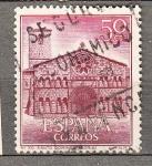 Sellos de Europa - España -  Sto Domingo (880)