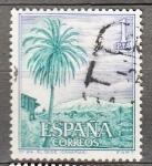 Sellos de Europa - España -  El Teide (882)