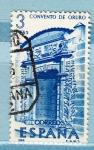 Sellos de Europa - España -  Convento de Oruro (894)