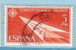 Sellos de Europa - España -  Correspondencia Urgente (902)