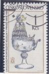 Stamps Czechoslovakia -  A R T E S A N I A